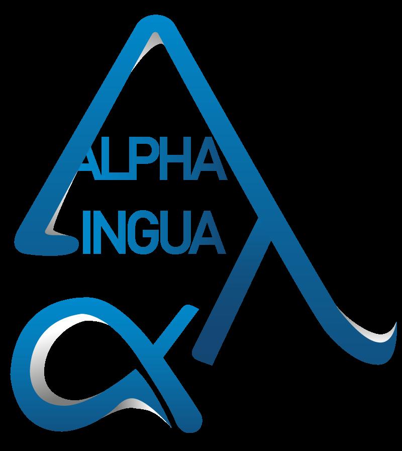 Logo van AlphaLingua
