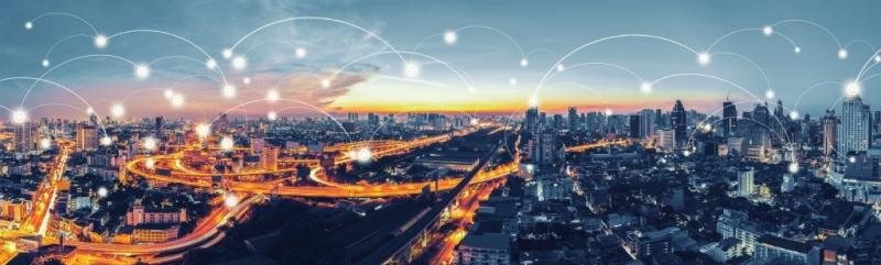 Informatietechnologie stad